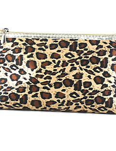 Fashion Leopard Canvas Casual Tilbehør Bag
