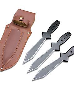 Fushimi Saruhiko Wood Dagger × 3 (with Pocket)