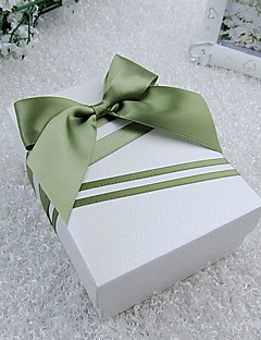30 Pièce/Set Titulaire de Faveur-Rectangulaire Papier durci Boîtes à cadeaux Non personnalisé