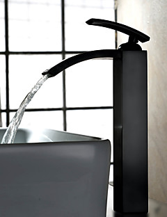 Bathroom Sink Faucet with Single Handle ORB Shaped 1018-LK-915