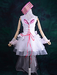 Cosplay Costume Inspired by Macross Don't Be Late Sheryl Nome White VER.