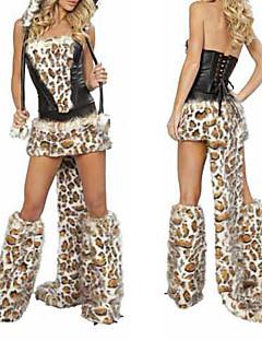 Fierce Leopard Women's Halloween Costume