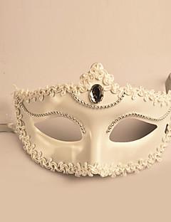 Sedm Barvy Halloween plastové Dámská maska