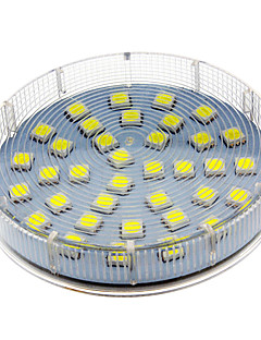 5W GX53 Spot LED 36 SMD 5050 280-350 lm Blanc Froid AC 100-240 V