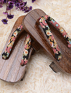 Summer Blossom Wa Lolita Geta (Suitable for 38-40 Yards)
