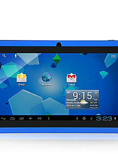"""7"""" Android 4.4 Tablette (Quad Core 800*480 512MB + 4GB)"""