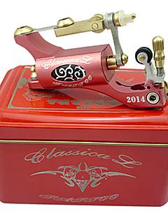 Gietijzer Rotary Tattoo Machine voor lijnvaartconferences en Shader