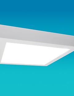 Painel de LED, 60 Luz, Modern Praça Alumínio PC Fundição