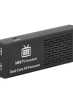 MK808 Dual-Core Android 4.1.1 Google TV Player 1GB RAM 8GB ROM Wi-Fi TF HDMI