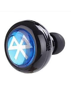 cuffie bluetooth v3.0 in canale auricolare mini stereo con microfono per il telefono mobile