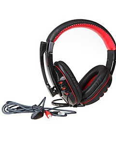 VP-X9 Headphone 3.5mm With Microphone Gaming For Computer Gamer