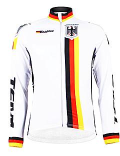 kooplus - tyske landshold cykling langærmet fleece trøje