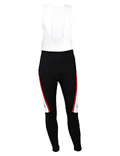 KOOPLUS® Cycling Pants Men's Bike Breathable / Thermal / Warm / Fleece Lining / Moisture Permeability / WearableTights /