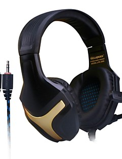 LPS-2005 Stereo Headphone Headset with Mic for Gamers