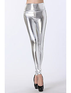 Damer Metal Legging,Polyester
