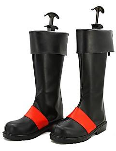 InuYasha Sango Cosplay Boots