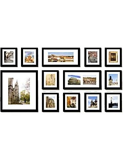 Picture Frames Modern/Contemporary Rectangular,Wood 13
