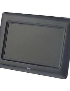 7-inch Digital Photo Frame (Black/White)