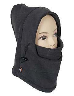 Bike/Cycling Balaclava Unisex Fleece Solid Camping & Hiking / Cycling/Bike