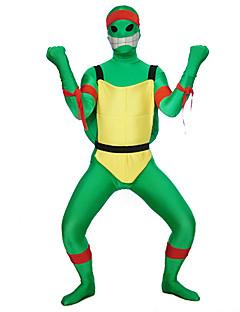 Zentai Costume Cosplay Teenage Mutant Ninja Turtles Full Body unisexe