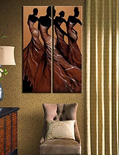 Stretched Canvas Art I'm Every Woman  Set of 2