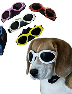 Dog Sunglasses Red / White / Blue / Pink / Yellow Dog Clothes Spring/Fall Cosplay Doglemi