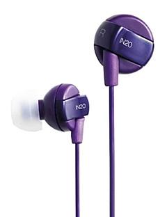 IN20 en la oreja los auriculares para el Tablet / Mediaplayer