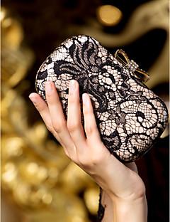 polyester bruiloft / speciale gelegenheid klauwen / avond handtassen (meer kleuren)