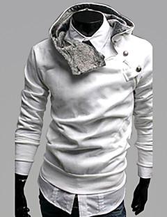 Mannen Slim Design Hoodie
