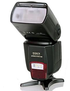 EOSCN ES-560 Universal Speedlight med Fill Light Funktion til Canon, Nikon, Pentax, Olympus - Sort