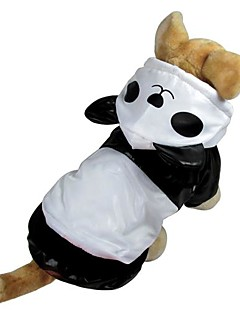 Cat / Dog Costume / Coat / Rain Coat / Outfits White Dog Clothes Winter Animal Cosplay / Halloween