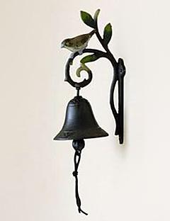 Kingfisher Malt Of Hage Retro-stil Smijern Door Bell