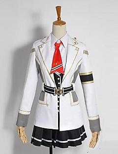 Inspired by Kamigami no Itazura Yui Kusanagi Cosplay Costumes