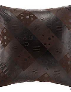 Fantasia padrão geométrico decorativa fronha