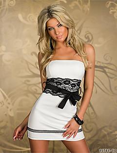 adios kvinder sexet sleveless blød kjole