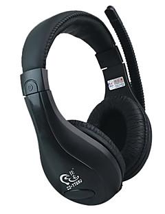JiaHe CD-770MV Sobre-Oído auricular de la venda con el Mic