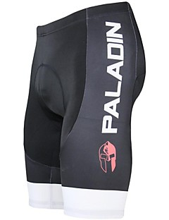 ILPALADINO Cycling Padded Shorts Men's Bike Shorts Padded Shorts/Chamois Bottoms Quick Dry Ultraviolet Resistant Breathable 3D Pad