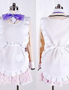 Hvis hendes Flag Breaks Kikuno Shōkanji Cosplay Costume
