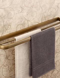 Handtuchhalter Messing, antik Wandmontage 57*11cm(22.5*5.2inch) Messing Antik