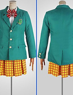 inspireret af yowamushi pedal skoleuniform cosplay kostumer