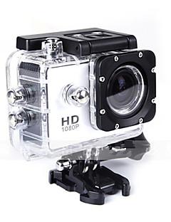 SJ4000 Actiecamera / Sportcamera 12MP 4000 x 3000 Waterbestendig / Alles in één / Anti-schok 1.5 CMOS 32 GB 30 MUniverseel / Duiken /