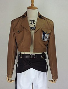 Attack on Titan Eren Jager Cosplay Costume