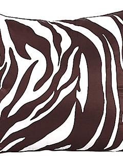 Classic Zebra-rand Dekorativa Kuddfodral