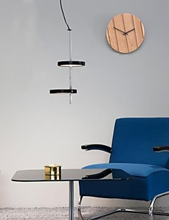 Modern Design Contracted  Ring LED Pendant with Unique Two Rings