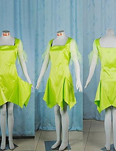 Cosplay Costumes / Party Costume Cosplay Festival/Holiday Halloween Costumes Green Patchwork Dress Halloween Female / Male Polyester