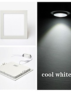 12 W 60 SMD 2835 900 LM 6000-6500 K Koel wit Verzonken ombouw Plafondlampen/Paneellampen AC 85-265 V
