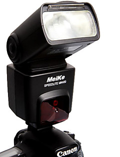 Meike MK 430 MK430 TTL LCD Flash Speedlite til Nikon D7100 D5200 D3100 D600 D800 D3200 D90 D80 D300s