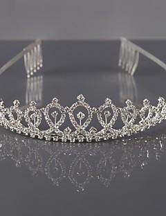 Women's Elegant Rhinestone Tiara