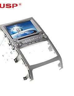 CUSP® 7 Inch 2Din Car DVD Player for HYUNDAI VERACRUZ/IX55 2006-2013 Support GPS,BT,RDS,Game,iPod