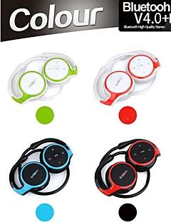 v4.0 + EDR estéreo de auriculares bluetooth deportes cuello bandas con micrófono micrófono para samsung iphone otra más